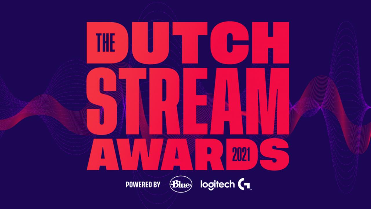 Stem vanaf 4 oktober voor The Dutch Stream Awards 2021