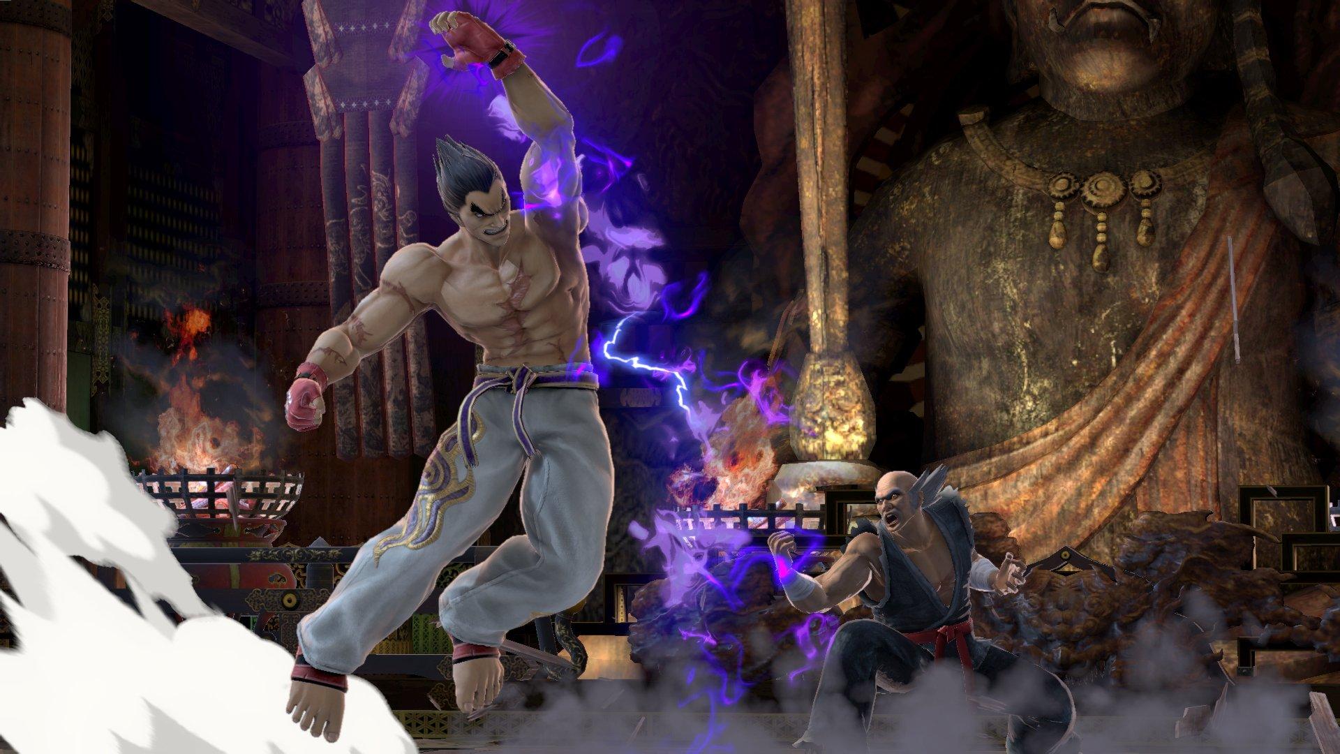 Smash Ultimate's Kazuya-DLC krijgt uitgebreide videopresentatie