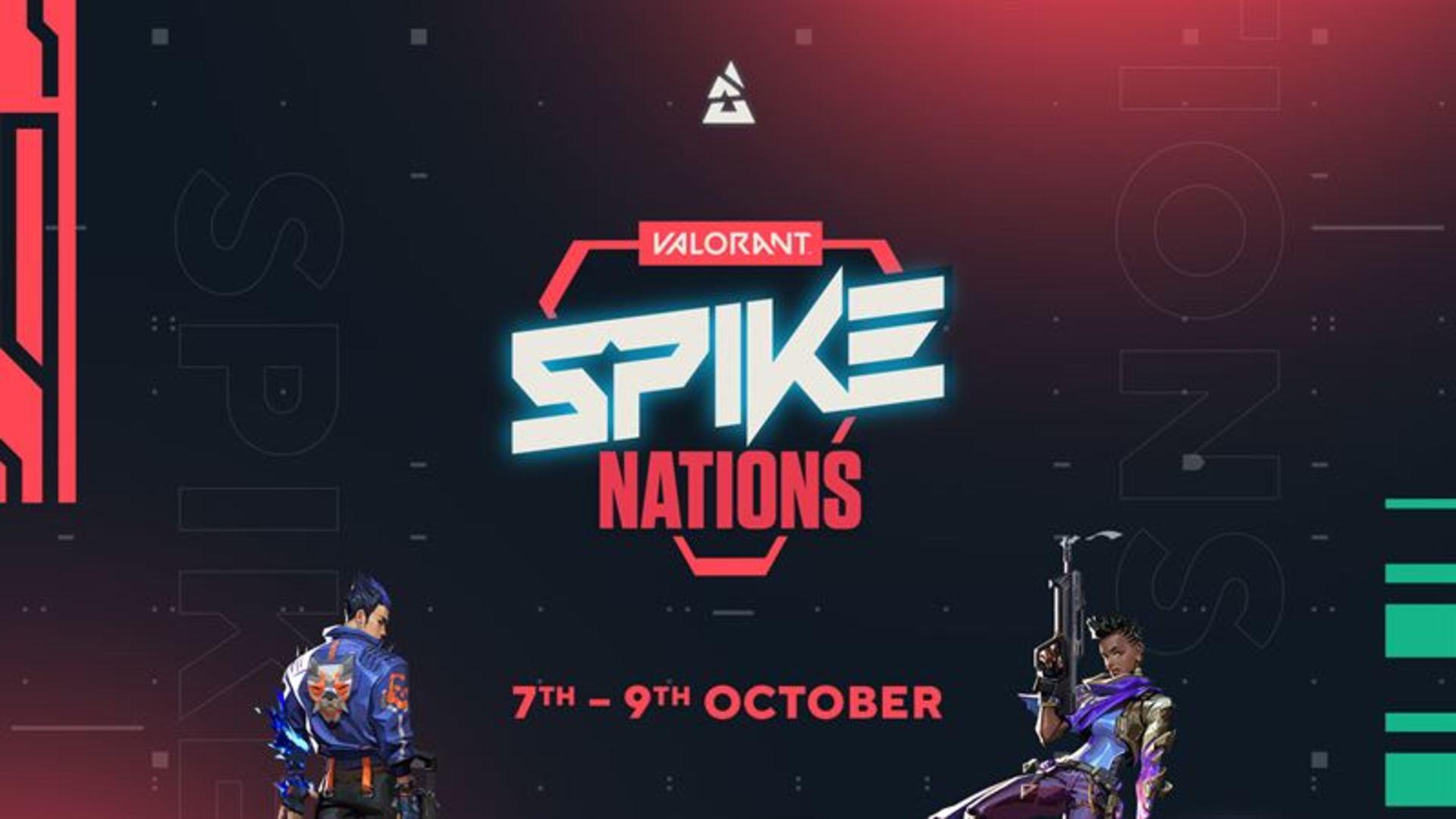 Blast en Riot Games kondigen tweede editie Valorant Spike Nations aan