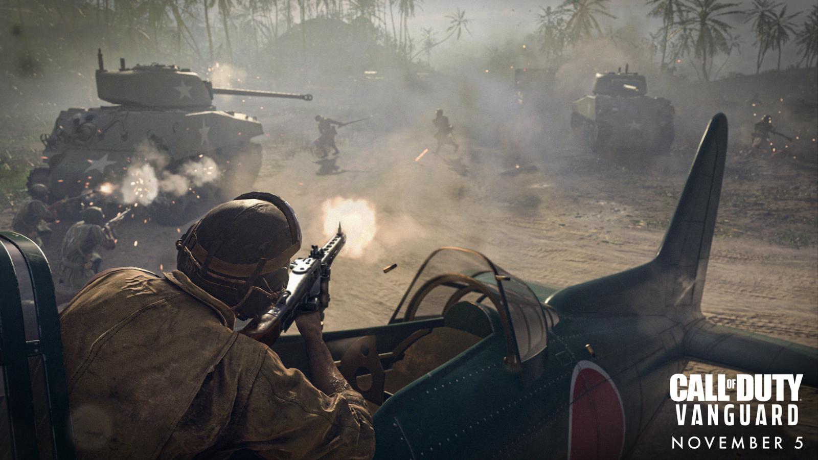 Alles over Call of Duty: Vanguard