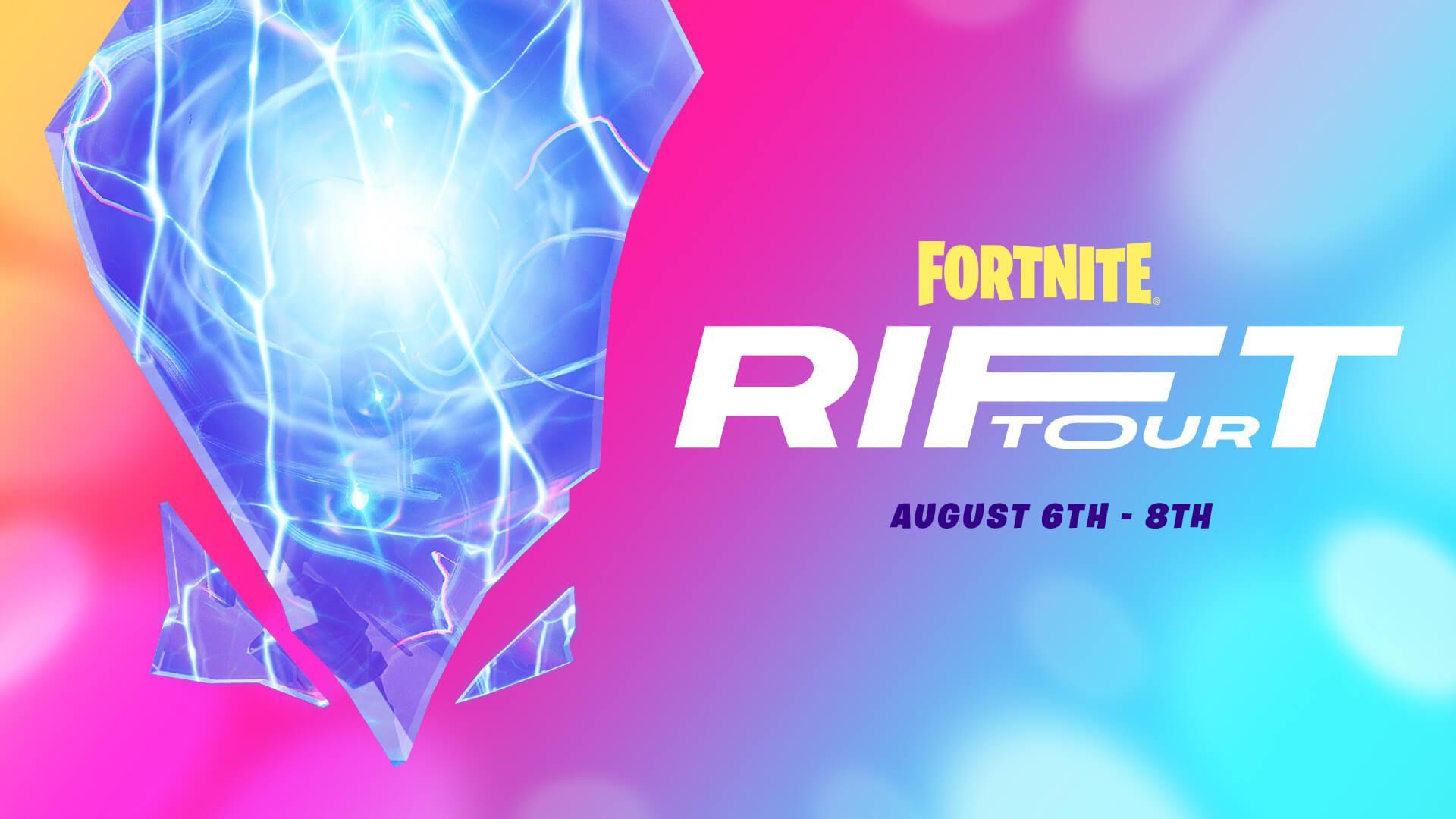 Fortnite Rift Tour Event wordt samenwerking met artiest