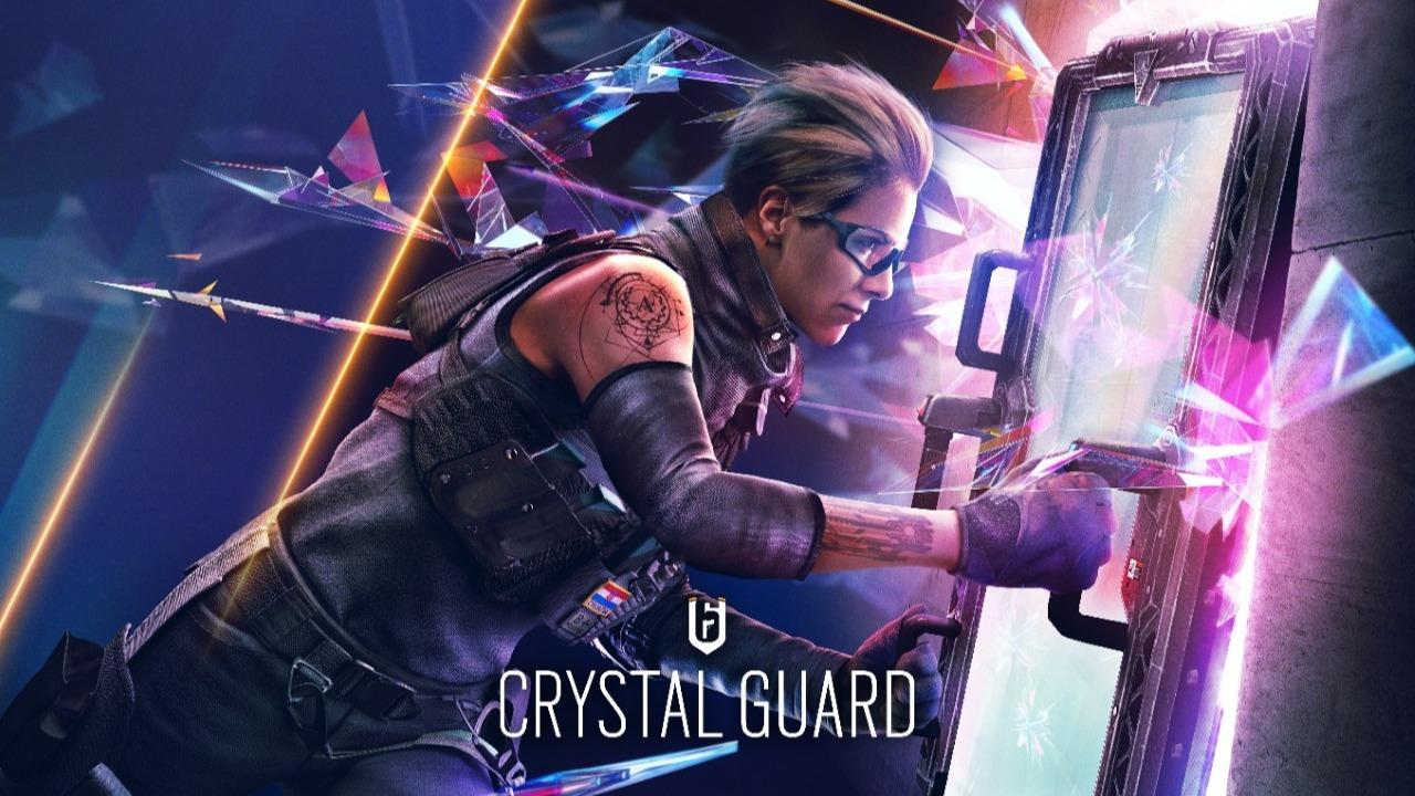 Nieuwste seizoen van Rainbow Six Siege heet Crystal Guard
