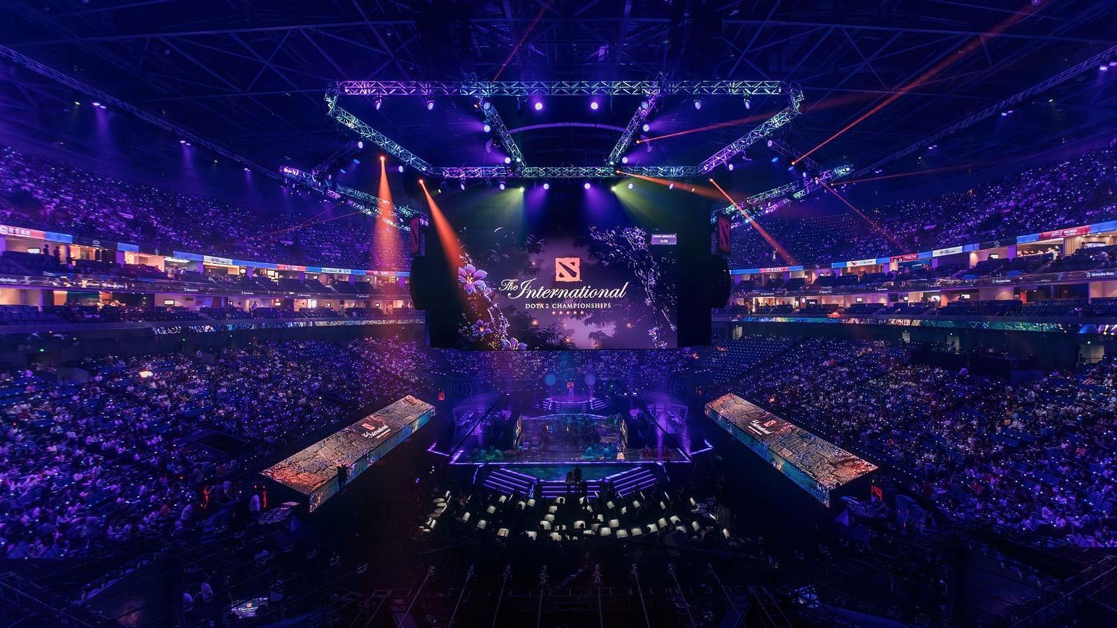 Valve betaalt live-tickets voor The International 10 terug