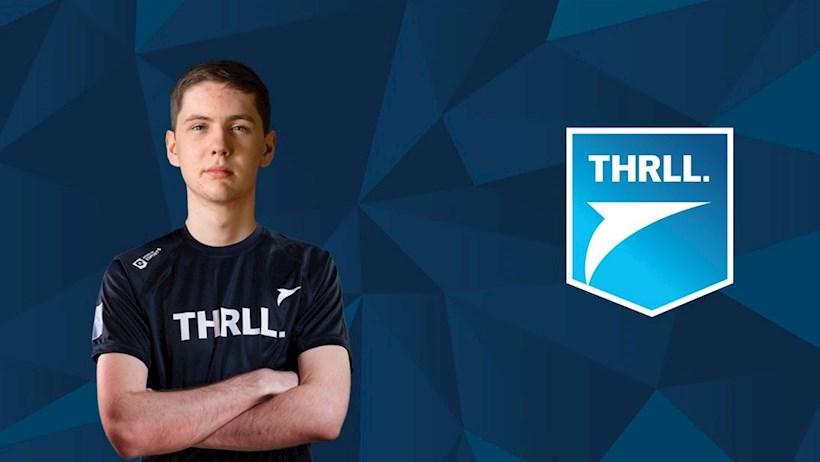 """Team THRLL Drop: """"Tijdens het reguliere seizoen niet kunnen spelen was een bittere pil"""""""