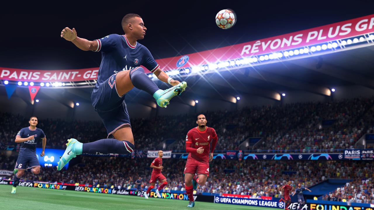 Strijd om de bal! FIFA vs PES
