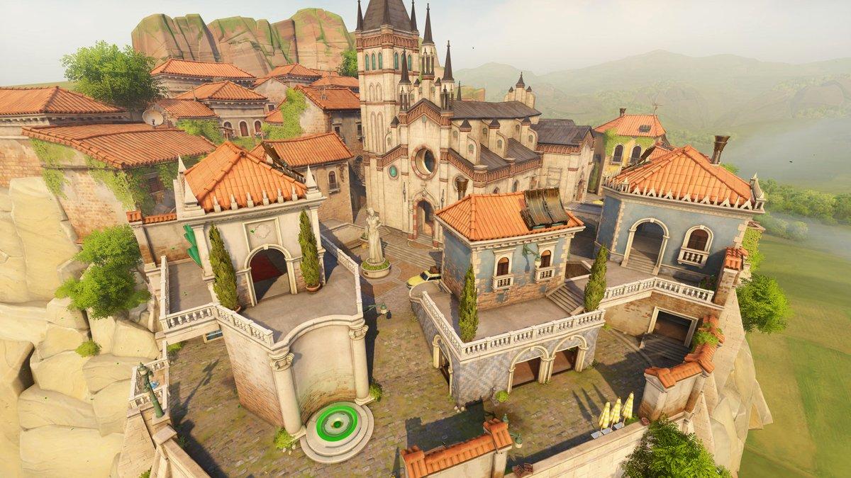 Zo speel je op de nieuwe Overwatch-map Malevento