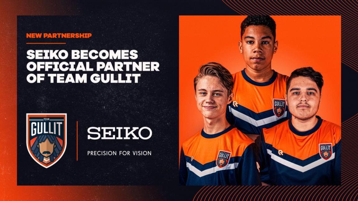 FIFA-academie Team Gullit gaat samenwerken met SEIKO Vision