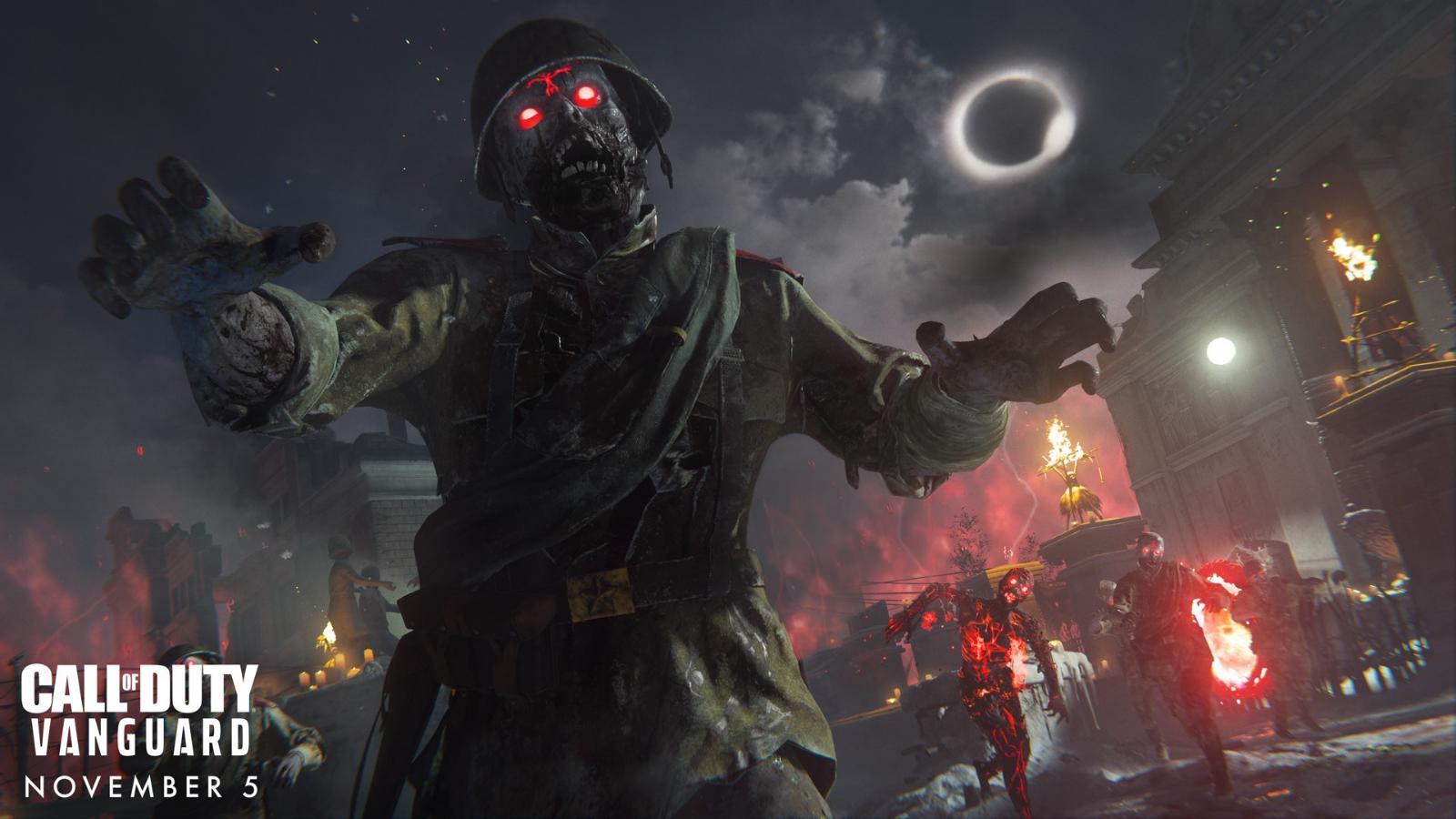 Dit moet je weten over Call of Duty Zombies in Vanguard