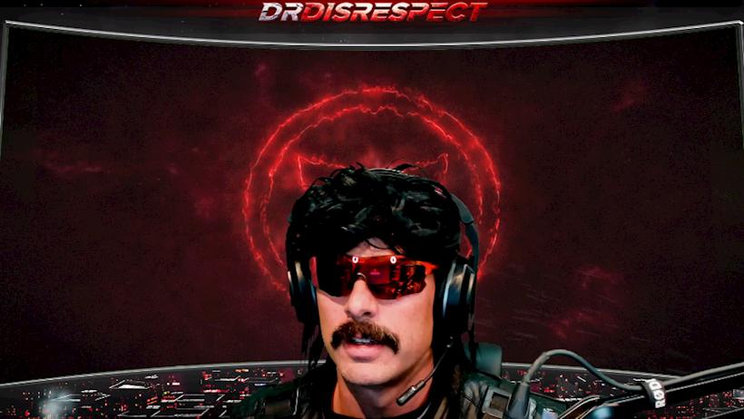 Waarom kreeg Dr Disrespect een permanent ban van Twitch?