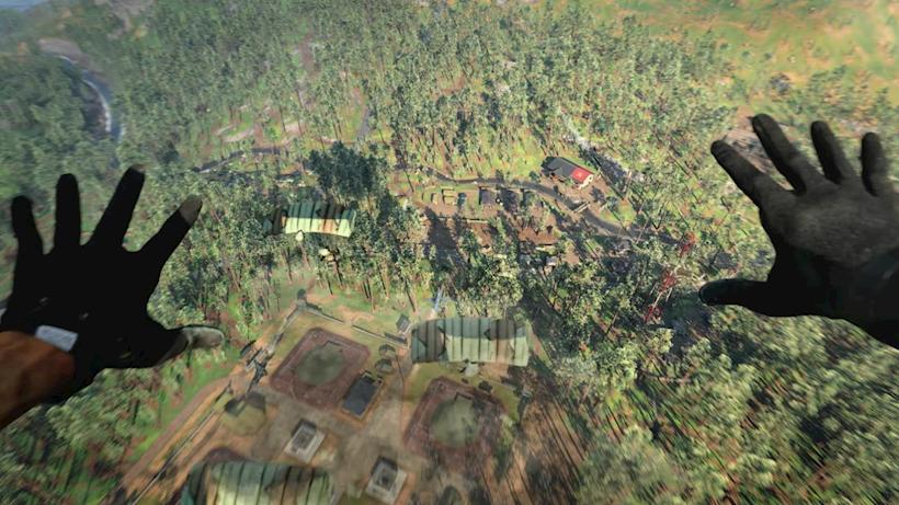 'Op 11 maart nieuwe Warzone-map'