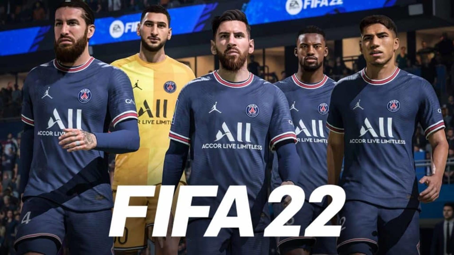 EA Sports maakt de beste spelers van FIFA 22 bekend