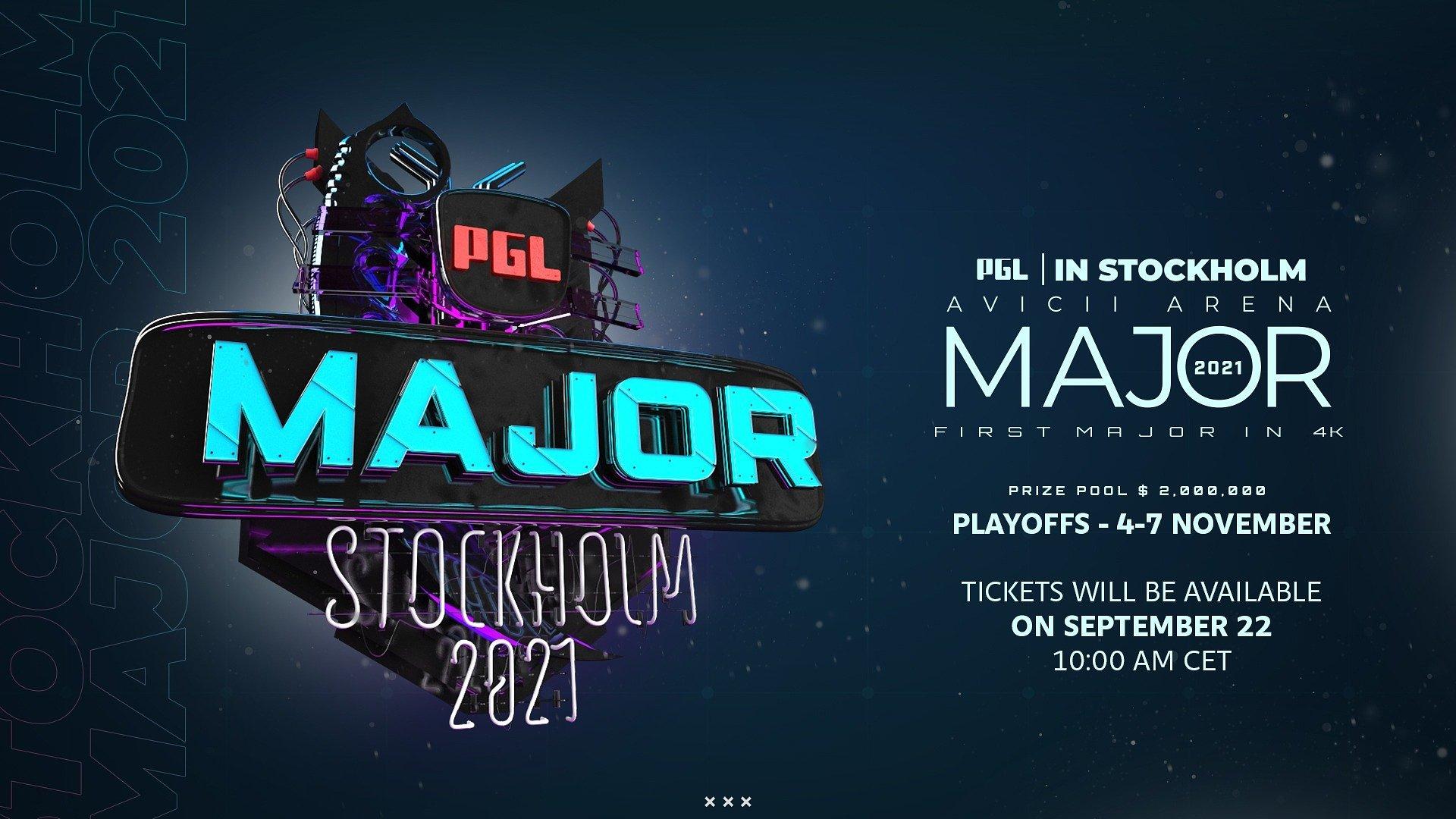 Keuze voor broadcasters PGL Stockholm zorgt voor veel kritiek