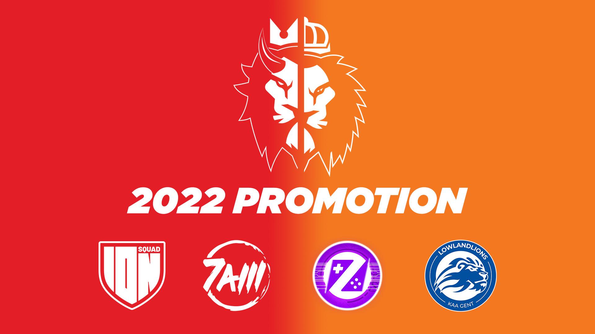Nieuwe Benelux League kondigt wijzigingen deelnemersveld aan