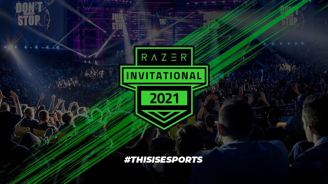 Razer houdt EU-toernooien in Fortnite, Valorant en Brawl Stars