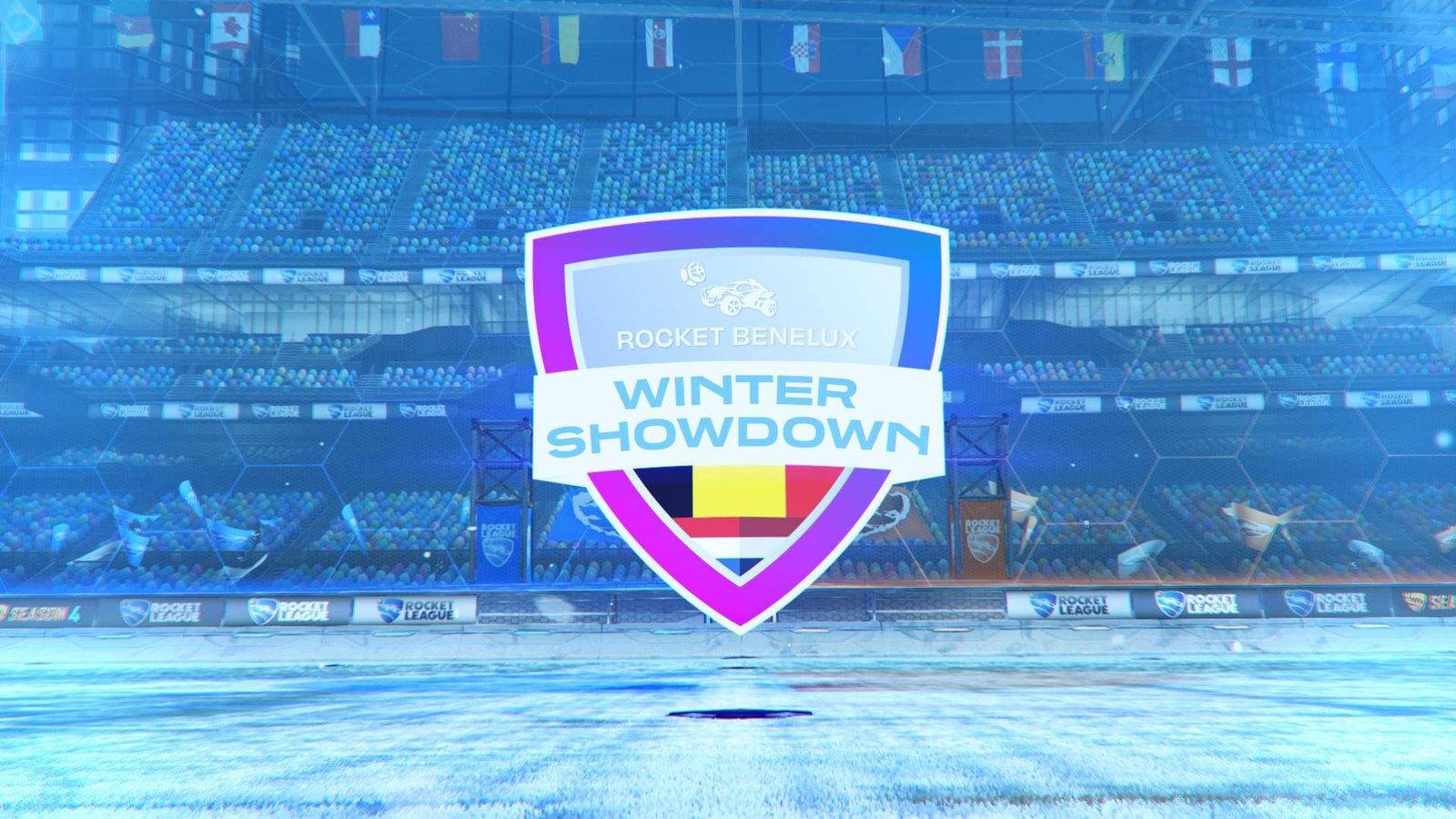 Gekwalificeerde teams Rocket Benelux Winter Showdown zijn bekend