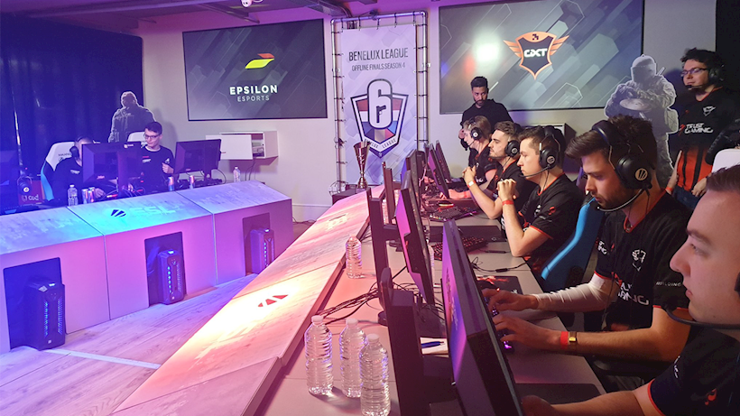 Trust Gaming wint finale vierde seizoen ESL Rainbow Six Siege Benelux League