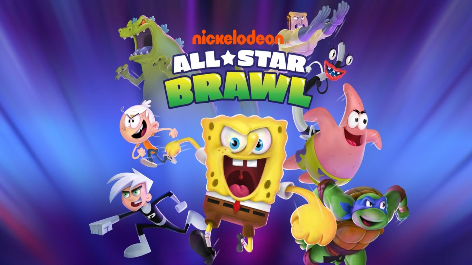 Ludwig organiseert een Nickelodeon All-Star Brawl-toernooi