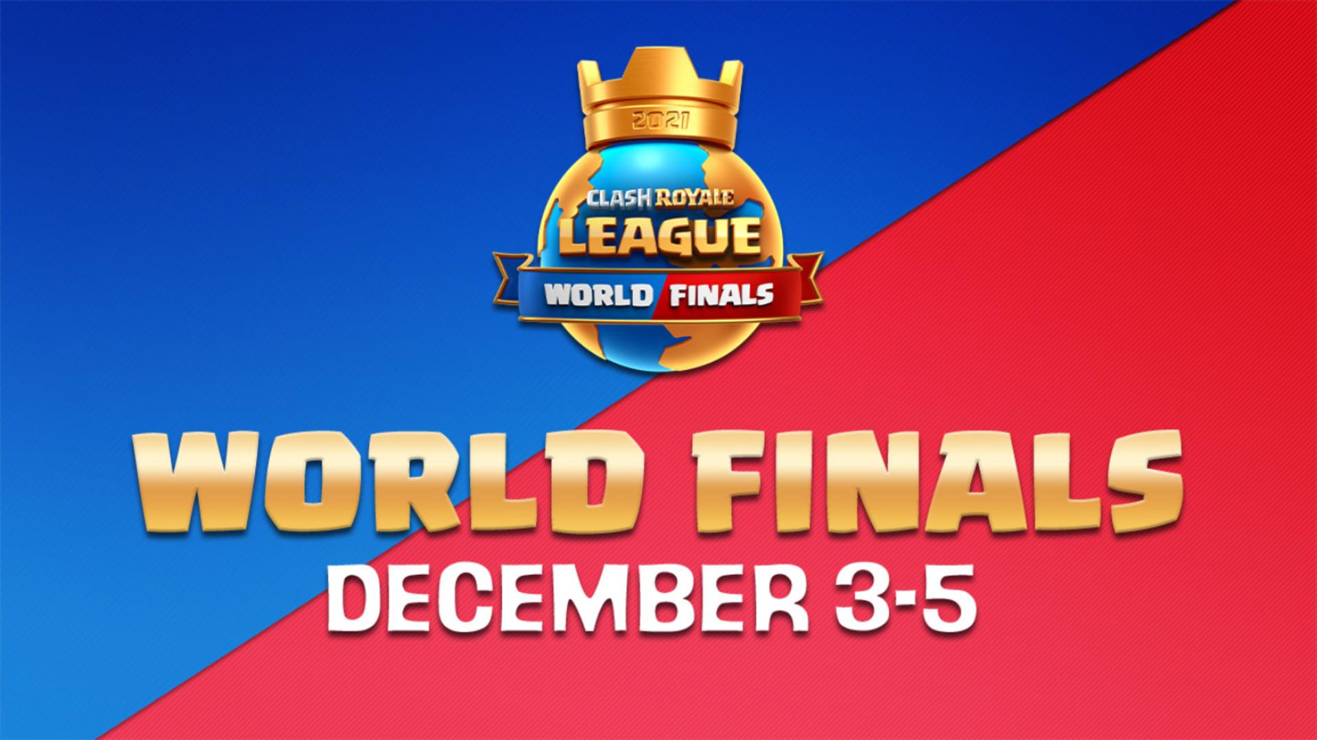Supercell kondigt Clash Royale League World Finals 2021 aan