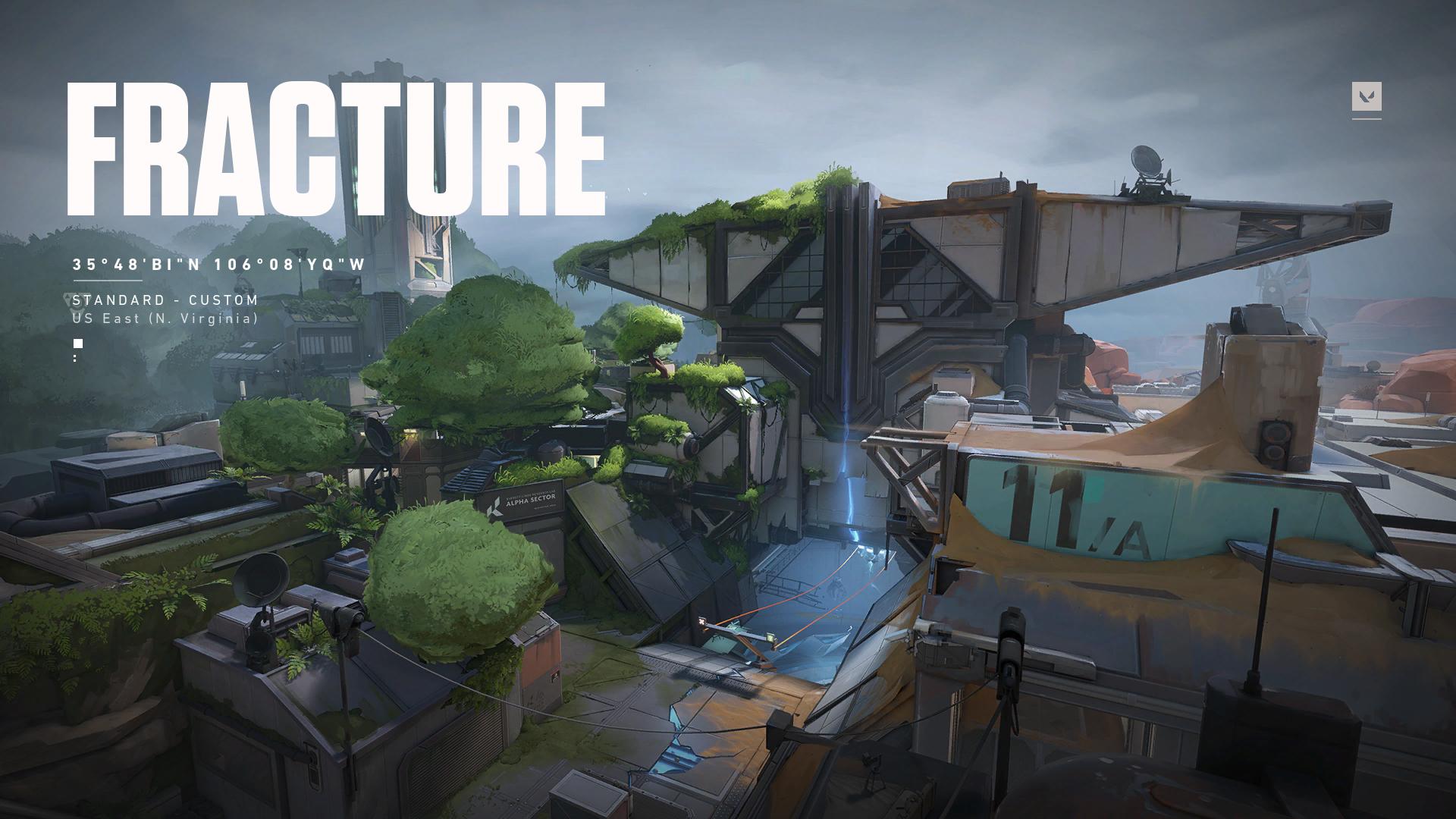 Dit is Fracture: de nieuwe Valorant map