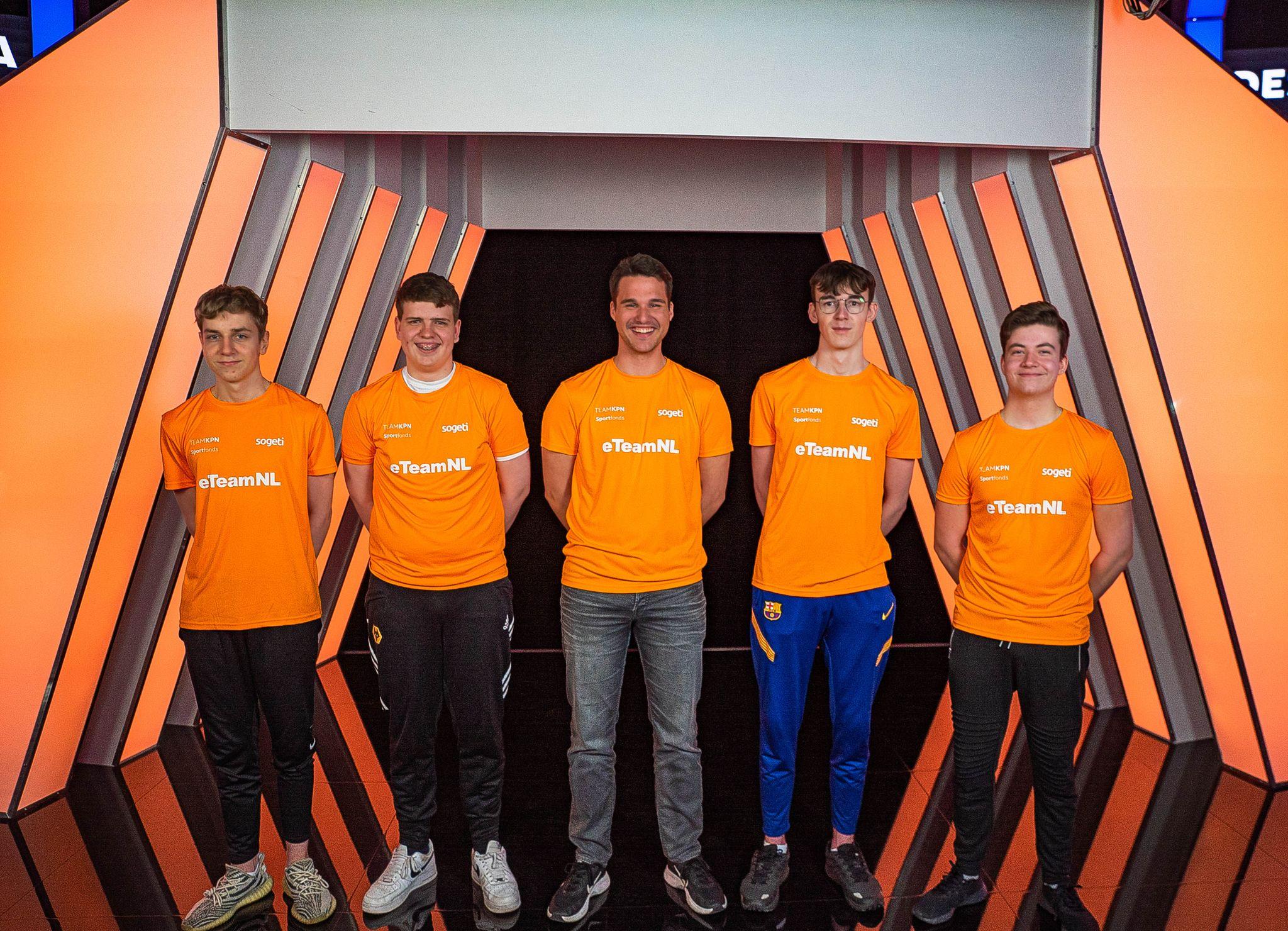 Nederlands Rocket League-team droomt over Olympische succes