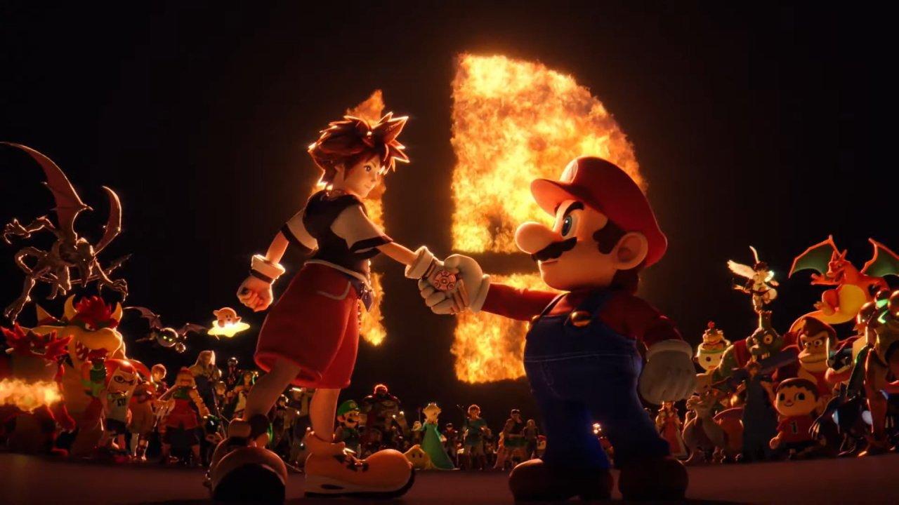 Smash Ultimate versie 13.0: Sora en buffs voor zwakkere personages