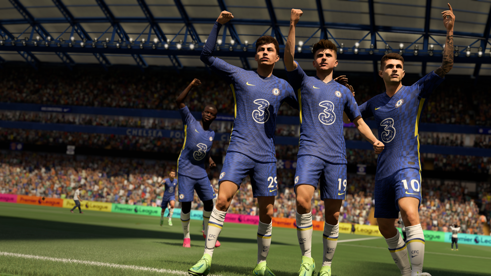 Leer alle vreugdedansen met de FIFA 21 celebration gids