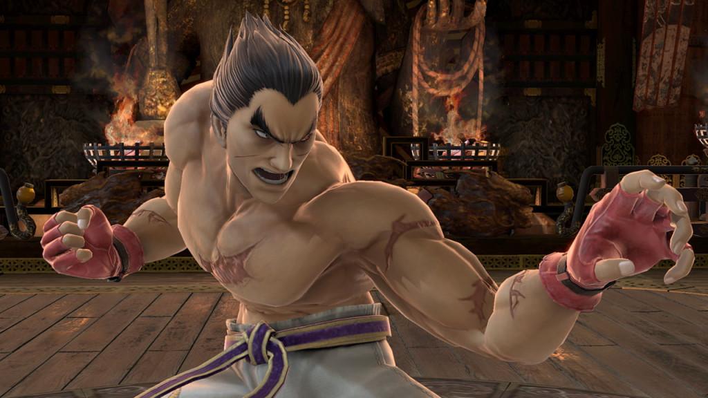 Kazuya Mishima uit Tekken komt naar Super Smash Bros Ultimate