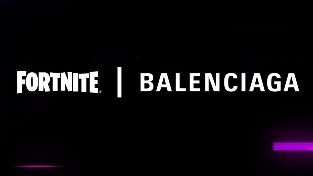 Fortnite krijgt High Fashion-skins van modemerk Balenciaga