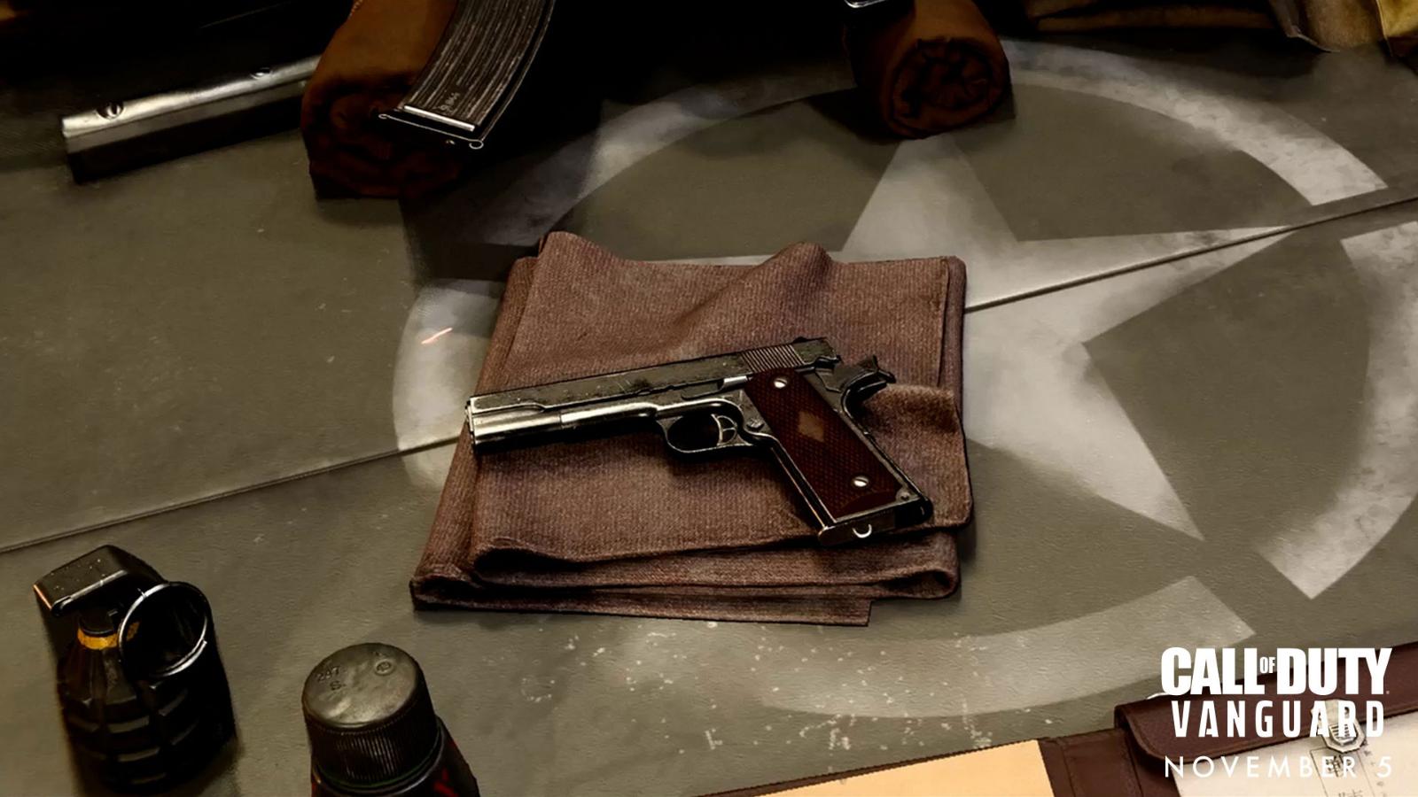 Dit zijn de beste Call of Duty: Vanguard wapens