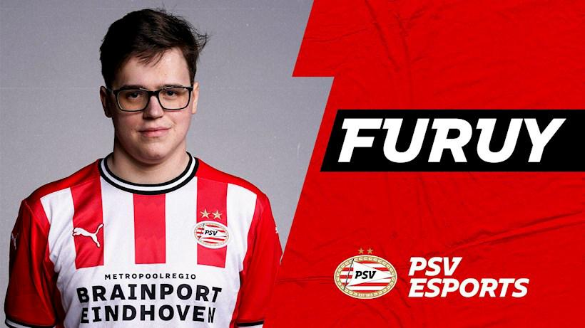 """PSV-midlaner Furuy: """"Wij winnen met 2-0 van Team THRLL"""""""