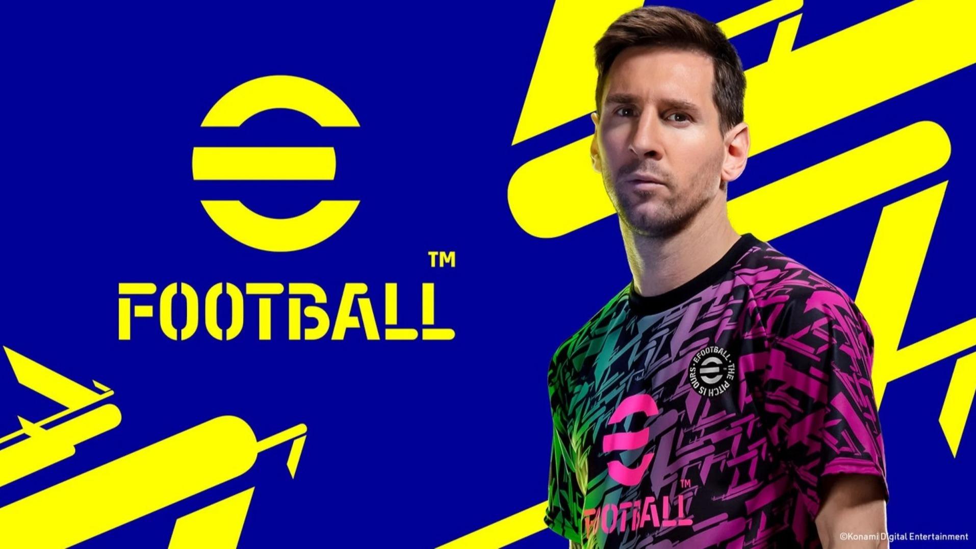 Konami vervangt PES met free-to-play voetbalspel eFootball