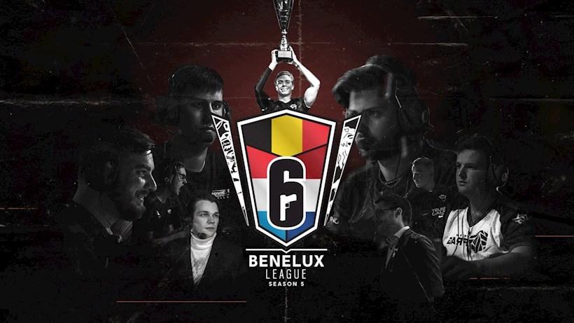 Finales Rainbow Six Benelux League aankomend weekend
