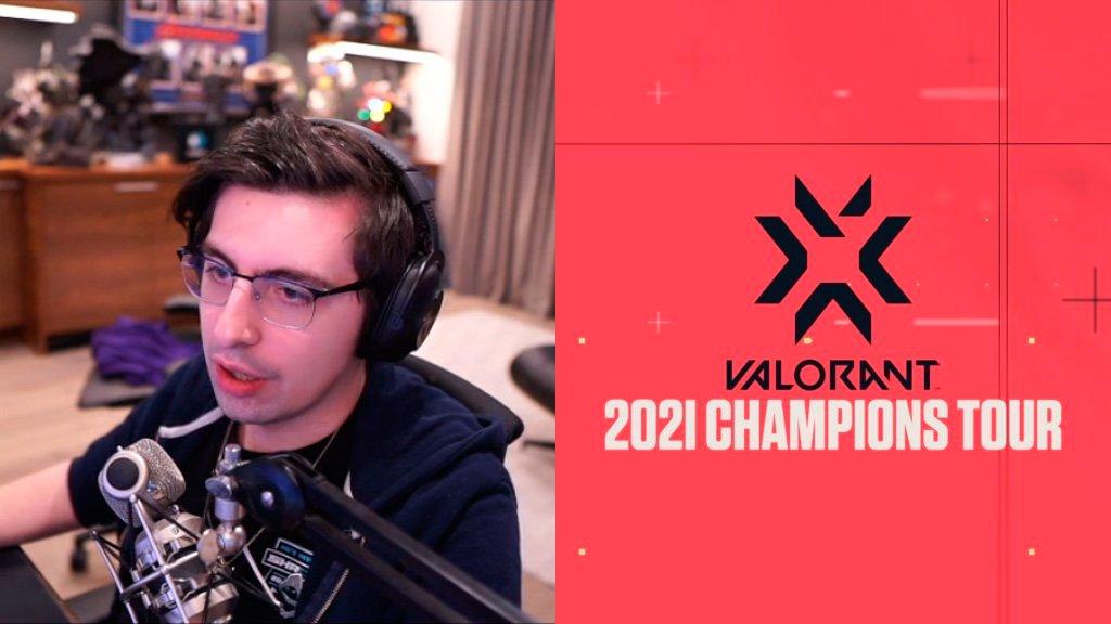 Twitch-streamer Shroud begint zijn eigen Valorant-team