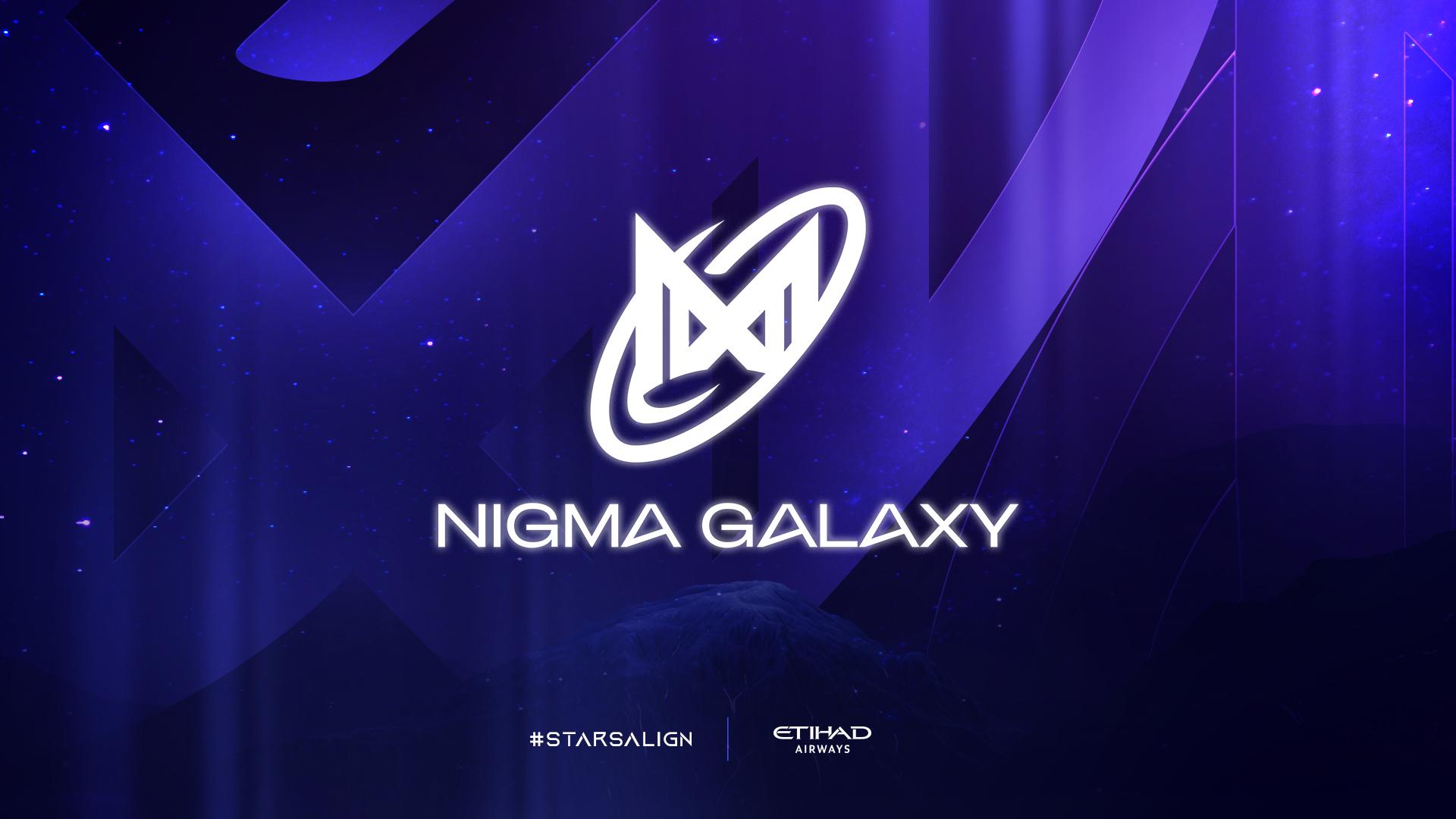Team Nigma en Galaxy Racer fuseren tot Nigma Galaxy