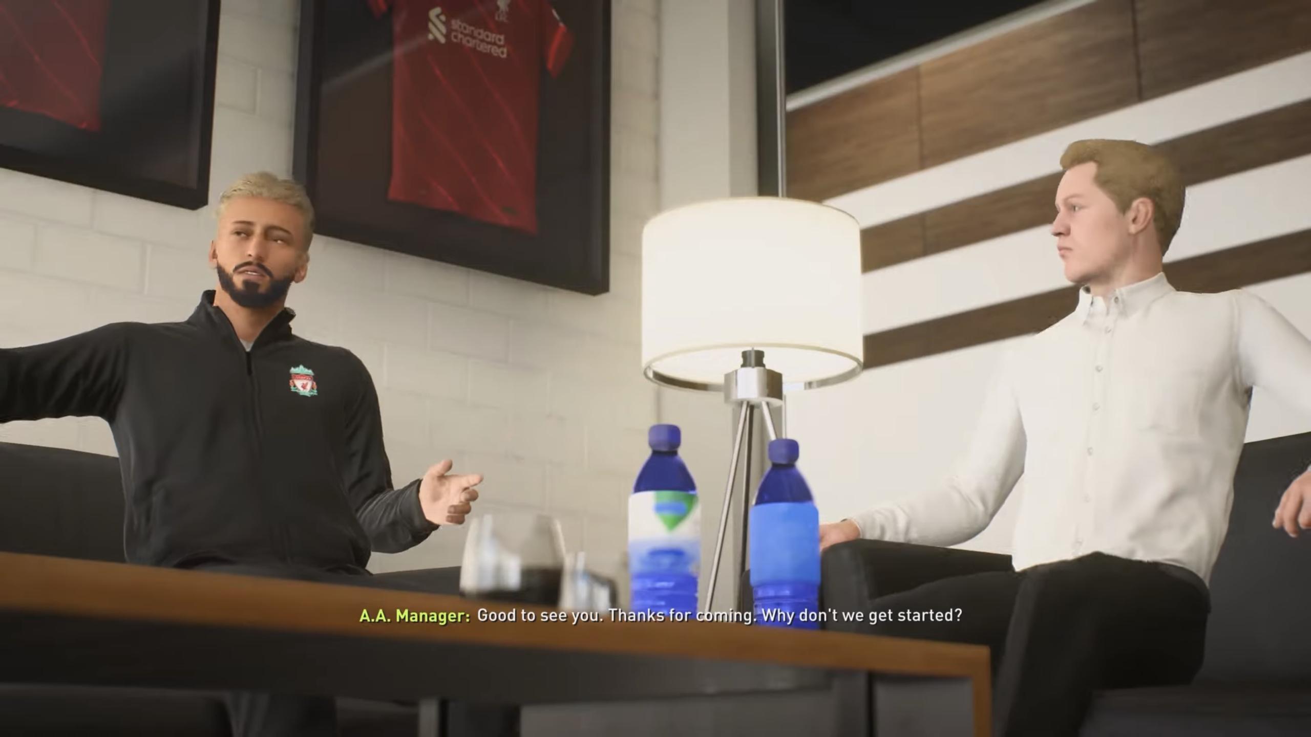 FIFA 22 Career Mode: alle nieuwe features op een rij