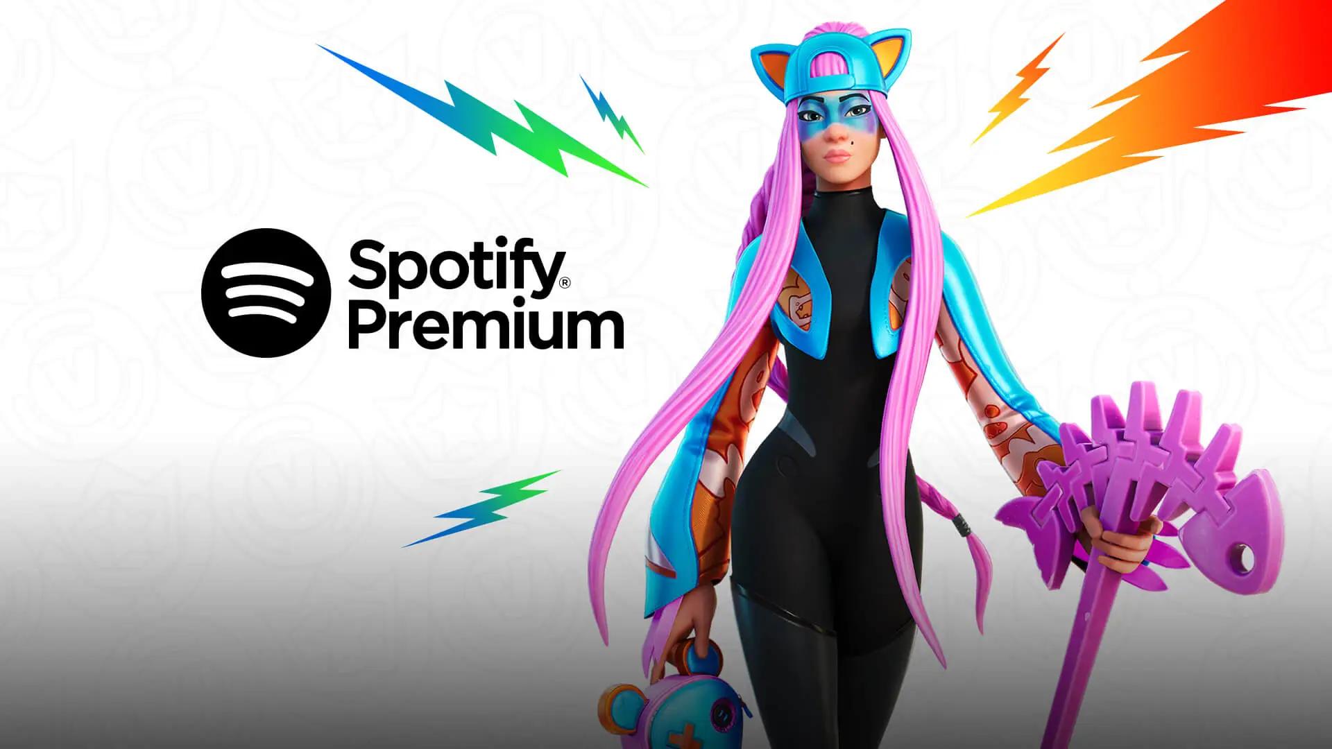 Zo krijgen Fortnite members gratis Spotify