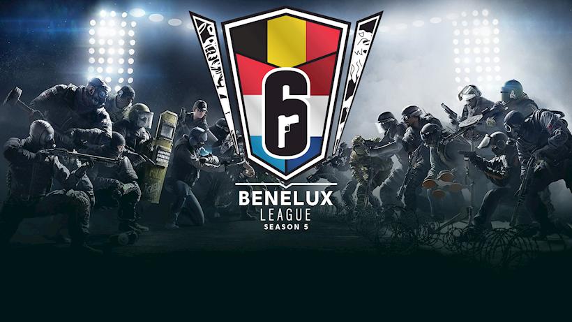 LowLandLions wint Rainbow Six Benelux League