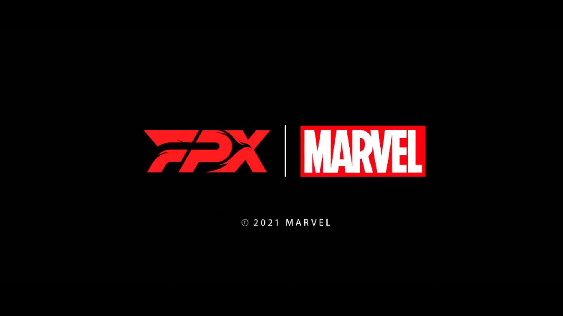 Chinese organisatie FPX gaat samenwerking aan met Marvel