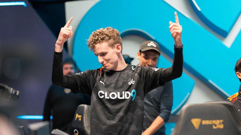 """Cloud9 wint Amerikaanse LCS: """"Flyquest was simpelweg niet sterk genoeg"""""""