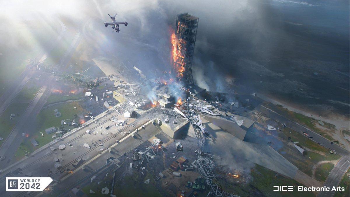 Battlefield 2042 open beta: op deze data kun je gaan spelen
