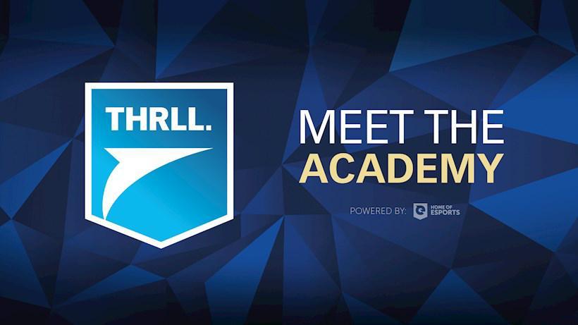Team THRLL presenteert nieuw League of Legends academy team