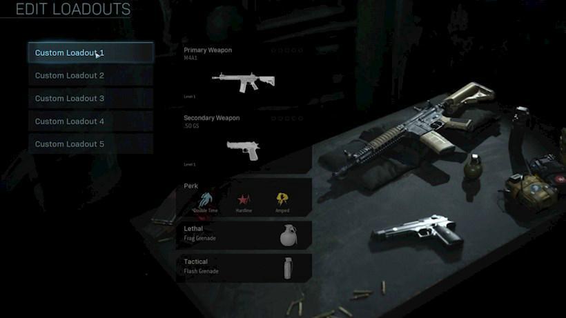 Extra custom class slots Call of Duty Modern Warfare staan op planning Infinity Ward