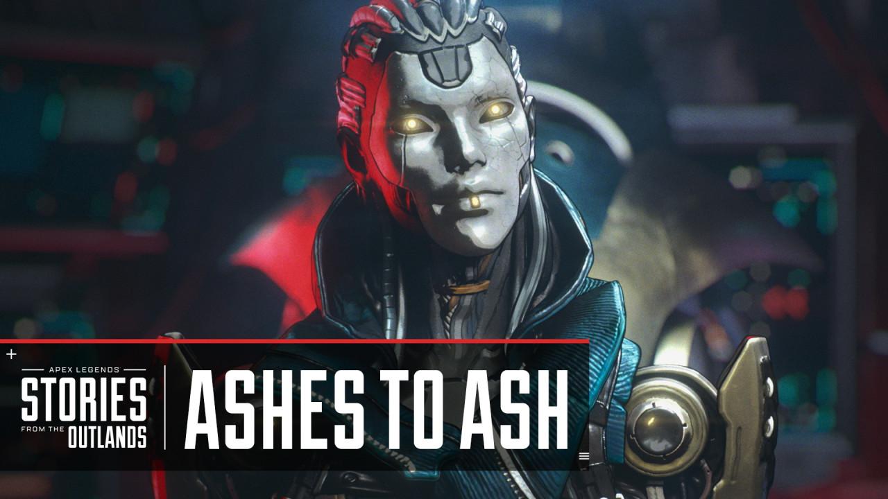 Ash wordt een speelbare Legend in Apex Legends: Escape