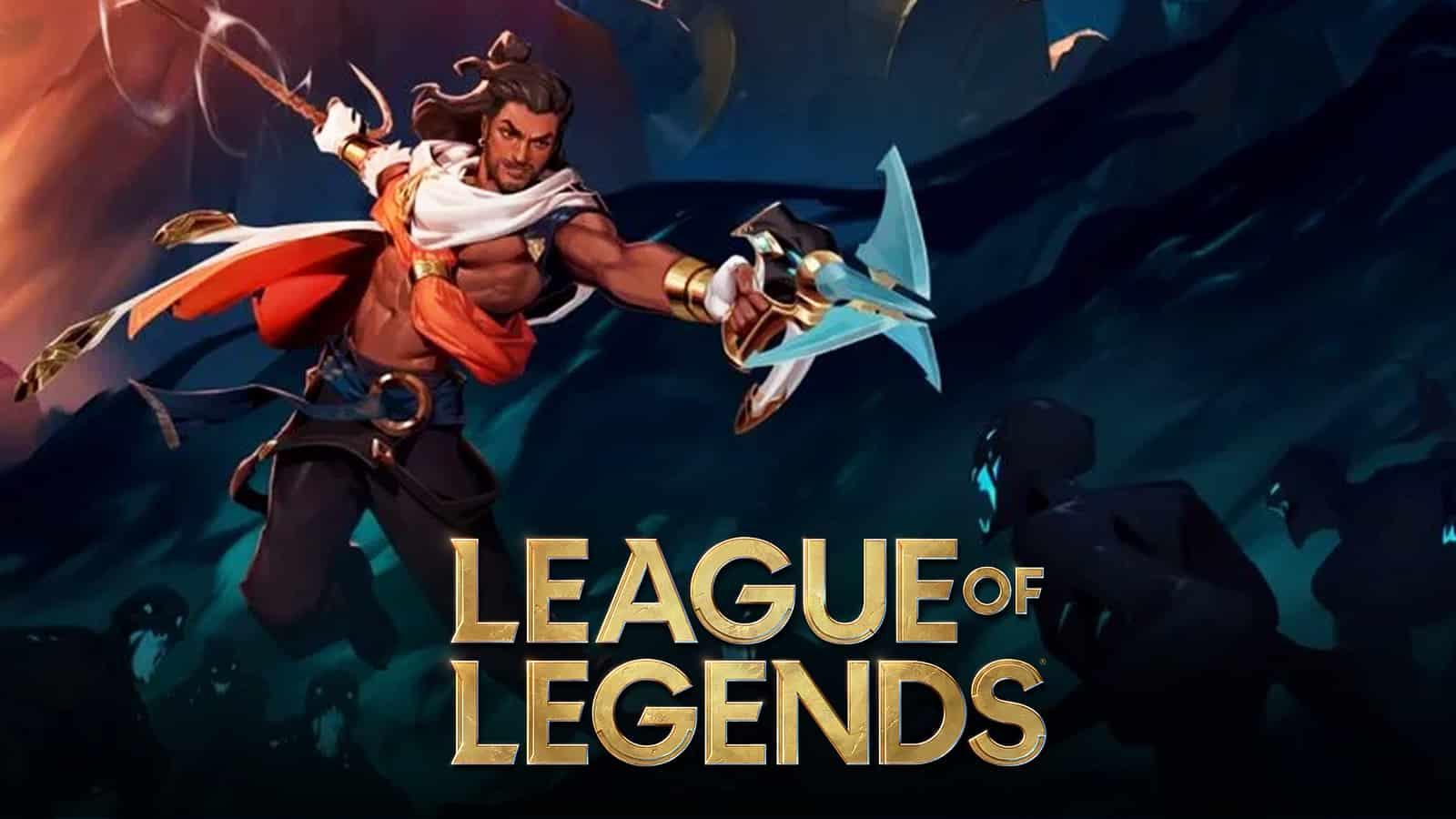 Nieuwe League of Legends champion is mogelijk Akshan