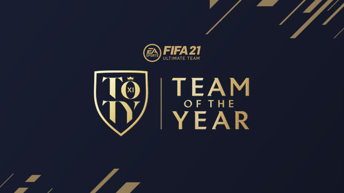 FIFA 21 Ultimate Team: Team of the Year