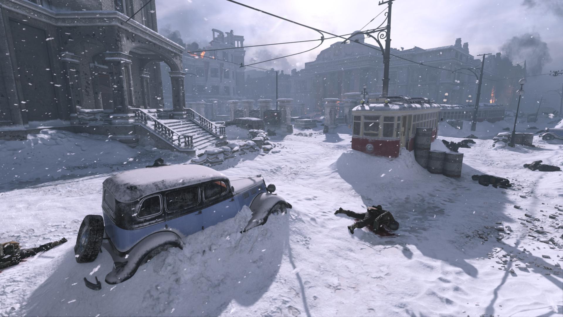 Sledgehammer deelt verbeterpunten na beta Call of Duty Vanguard