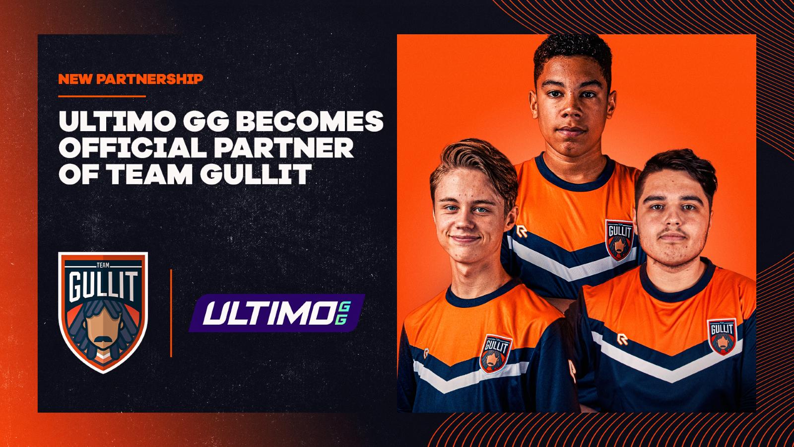 Team Gullit kondigt partnership aan met Ultimo GG