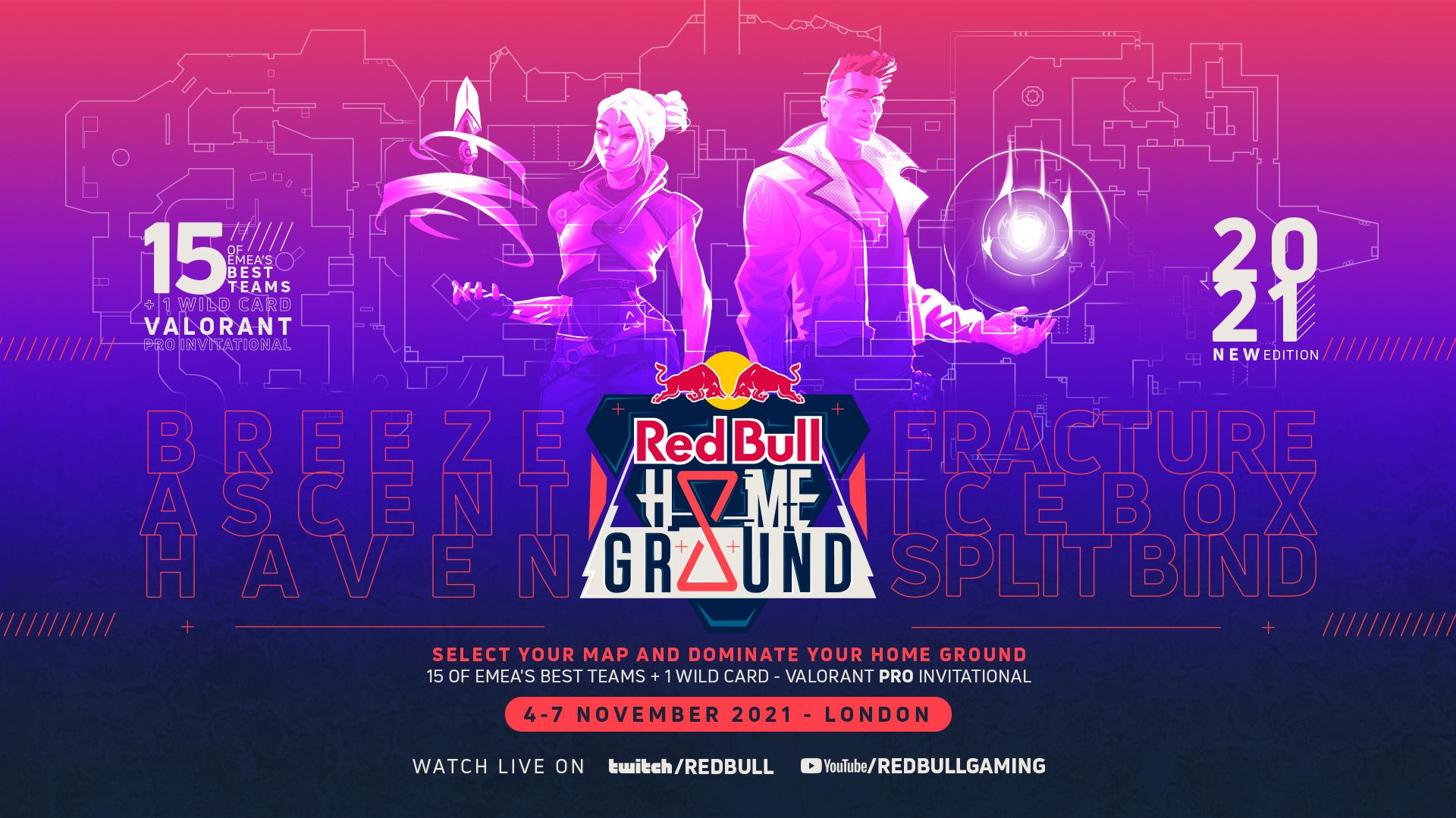 Valorant-toernooi Red Bull Home Ground krijgt tweede editie