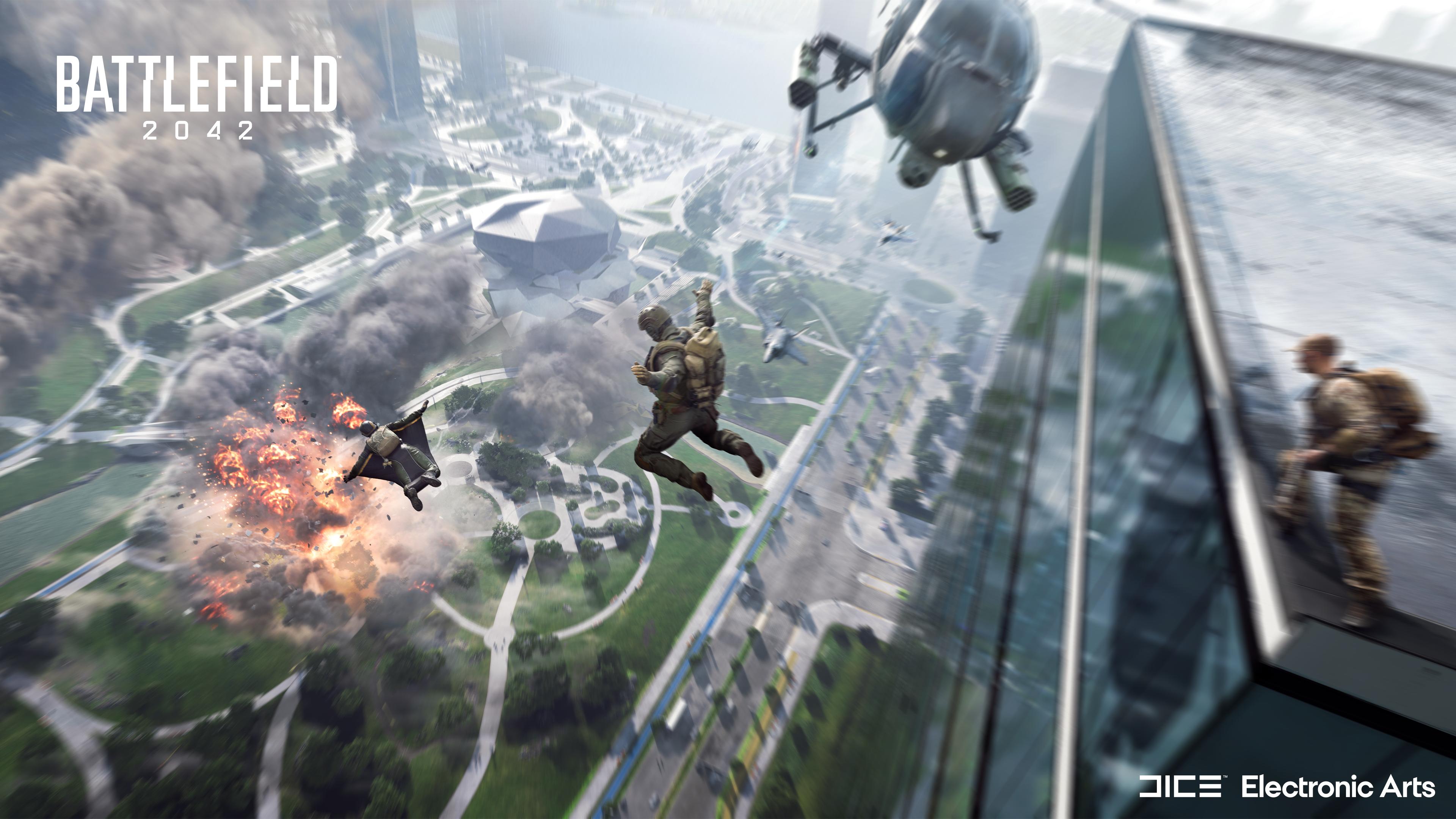 Battlefield 2042 wordt meest 'ambitieuze' Battlefield game tot nu toe