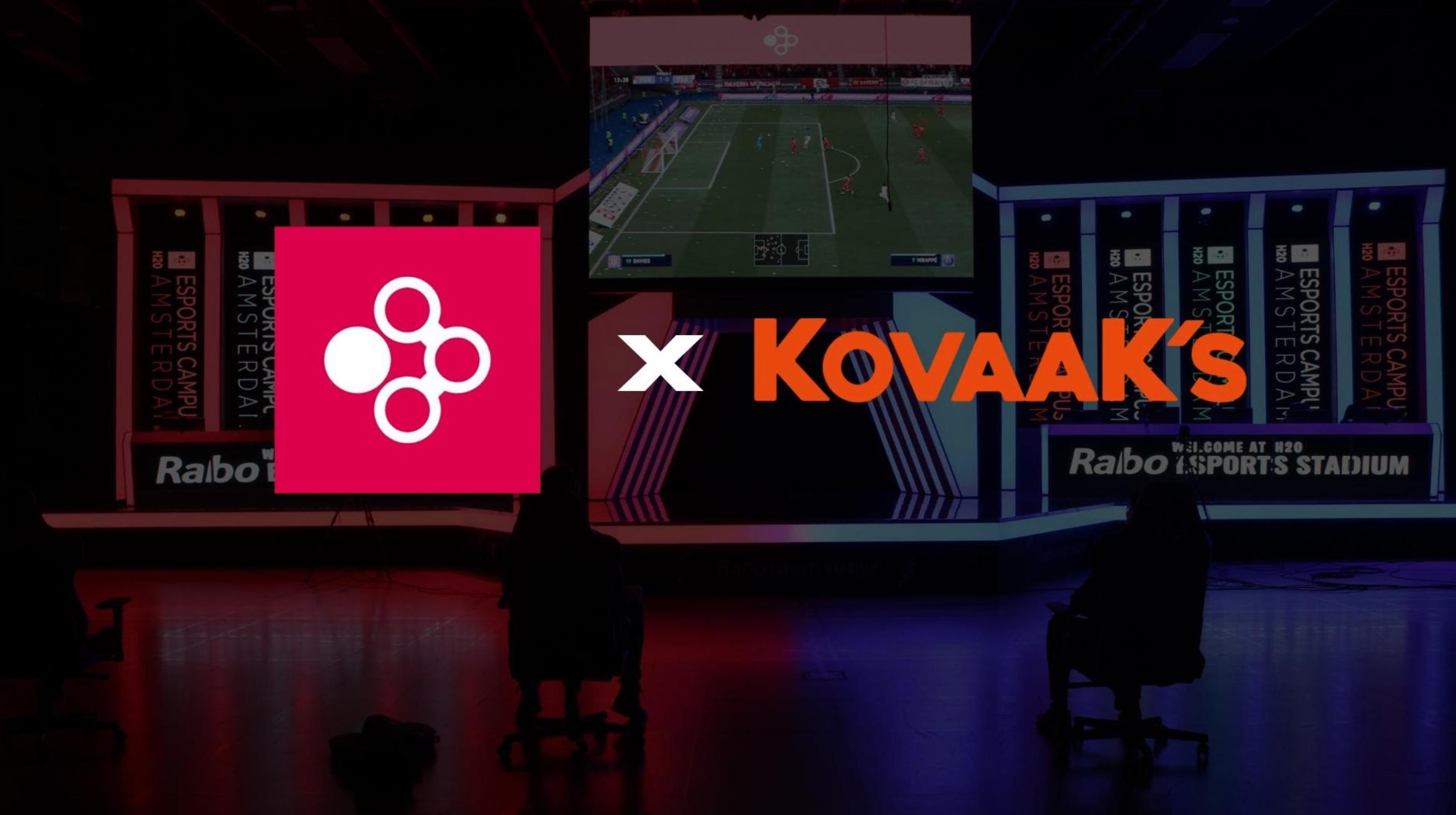 H20 Esports Campus gaat samenwerken met aimtrainer KovaaK 2.0